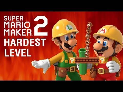 The Hardest Mario Level of All Time