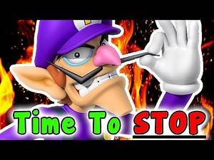 WALUIGI In SUPER SMASH BROS ULTIMATE? It's Time To STOP!