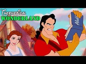 DISNEY THEORY: Belle's SECRET FASCINATION With Aladdin?!! - #TheoreticalWonderland
