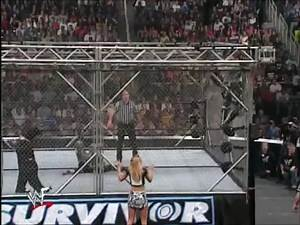 survivor series 2001 part 2
