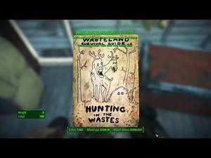 fallout 4 Sunshine Tidings Co-op [Magazine] Wasteland Survival Guide Issue #9