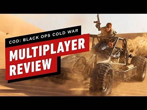 Call of Duty: Black Ops Cold War - Multiplayer Review