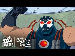 Get to Know Bane | Harley Quinn | DC Universe | TV-MA