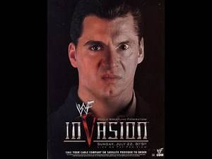 WWF INVASION 2001 REVIEW : INVASION ANGLE STILL SUCKS!