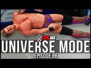 WWE 2K18 | Universe Mode - 'SMACKDOWN SCREWJOB! | #86