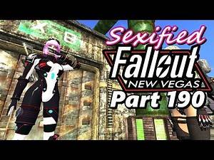 Sexified Fallout: New Vegas - Part 190 (Nasty Mad Scientist)