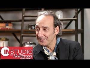 Alexandre Desplat on Wes Anderson Collab & Scoring First Western For 'Sisters Brothers'   In Studio