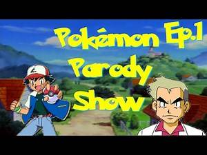 Pokémon Parody Show Ep.1: Ash the Worst Trainer Ever (Ghetto Parody)