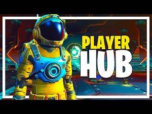 No Mans Sky: Beyond - Checking out the NEW Player Hub!