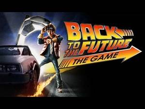 Back to the Future: The Game Xbox One Gameplay Part 2