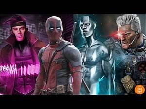 FOX Announces 6 NEW Marvel Films Are coming