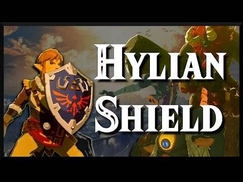 [Zelda Breath of the Wild] How to get the Hylian Shield