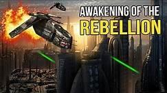 Battle for Coruscant - Star Wars - Awakening of the Rebellion S2Ep 40