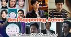 [57th Baeksang Arts Awards 2021] Best Supporting Actor Nominees in Red Carpet (TV Category)