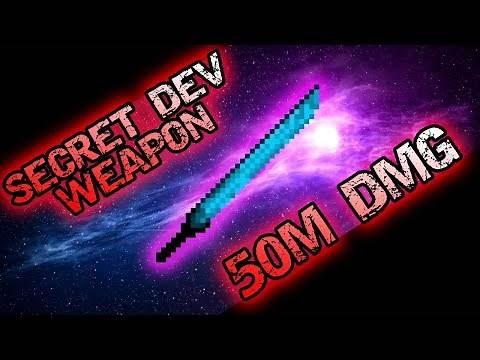SECRET DEV WEAPON FOUND IN CALAMITY MOD RUST AND DUST UPDATE ( INSANE )