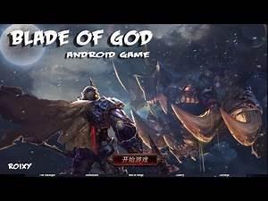 Gamenya Mirip GOD of War !!! Blade Of GOD (demo) - Android Game