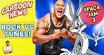 Space Jam 3 Already In The Works With THE ROCK?