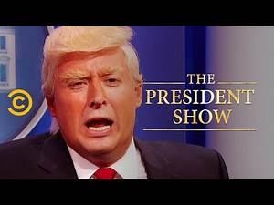 Friends Wanted - The President Show