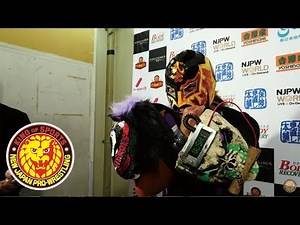 Road to POWER STRUGGLE ~SUPER Jr. TAG LEAGUE 2018~ (October 26) - Post-match Interview [7th match]