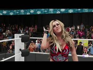 Wwe 2k19 Charlotte flair vs Nikki Bella vs alexa bliss