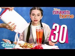 30 Things With Sky Katz | Raven's Home | Disney Channel Africa