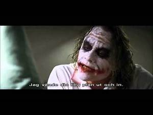 Dark Knight: The Jokers Philosophy