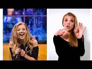 Natalie Dormer is Gorgeous and Funny