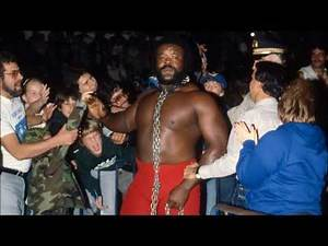 Junkyard Dog is a transformative figure in wrestling and a non-debatable Hall of Famer