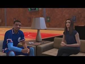 NBA 2K19 My Career EP 62 - 2KTV Interview! Rising Stars Challenge!