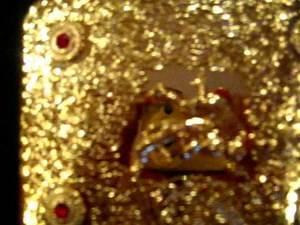 Ultra Deluxe WCW Big Gold World Heavyweight Championship Title Belt