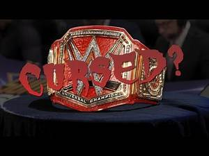 Real Reasons Why The WWE Universal Championship is CURSED!