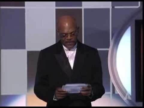 Samuel L. Jackson Presents Documentary Oscars® in 2001