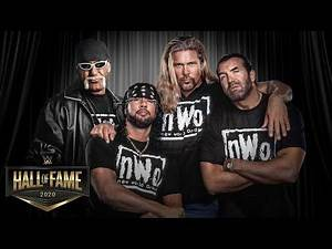 NWO Hall Of Fame Class 2020