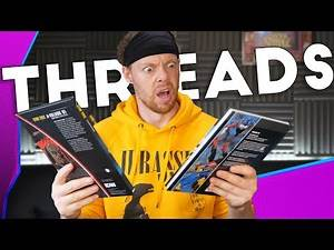 Threads Unboxing Video - How Many Graphic novels?! - July 2020