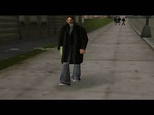 GTA 3 Ped Quotes - Male Student