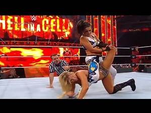 Bayley VS Charlotte - HELL in a CELL 2019