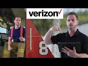 If Commercials were Real Life - Verizon Enabling Heroes