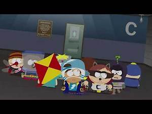 South Park The fractured buthole Jared scene