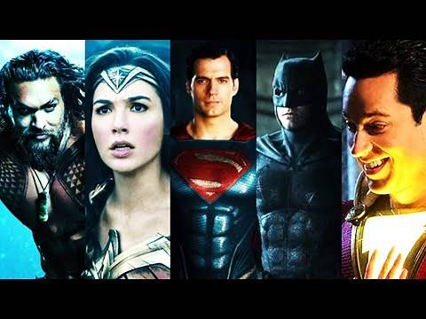 Ranking The Strongest Justice League Characters In The DC Universe