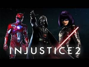 Injustice 2 - POSSIBLE Guest Characters