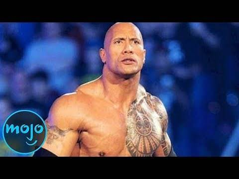 The Rock's Greatest Matches of All Time