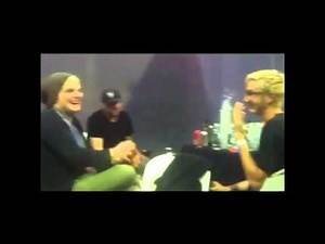 Gerard Way's laugh