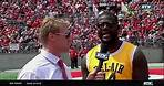 Cardale Jones Interview - Ohio State Spring Football