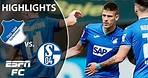 Kramaric scores wonderful free kick as Hoffenheim defeats Schalke | ESPN FC Bundesliga Highlights
