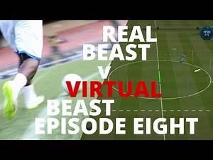 Real BEAST v Virtual BEAST   Bronze Dribbling