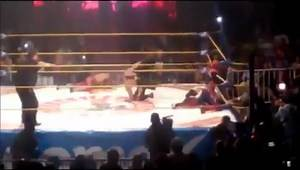 Mexican Wrestler dies in ring after receiving 619 from Rey Mysterio 2015