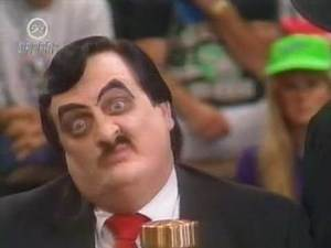 09/09/1991 Prime Time - Interview with Undertaker & Paul Bearer about MachoMan's wedding reception