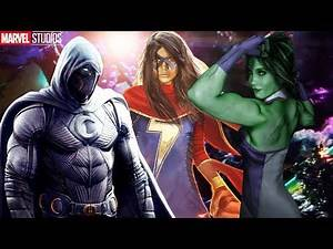 ZAC EFRON CAST AS MOONKNIGHT & SHE HULK CASTING NEW DETAILS!