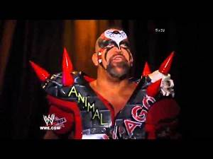WWE.com Exclusive: Road Warrior Animal talks about his return to SmackDown