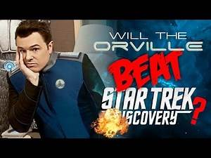 Will The Orville BEAT Star Trek Discovery?
